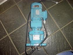 Image .5 HP CHEMINEER Vertical Down Mixer 1433606