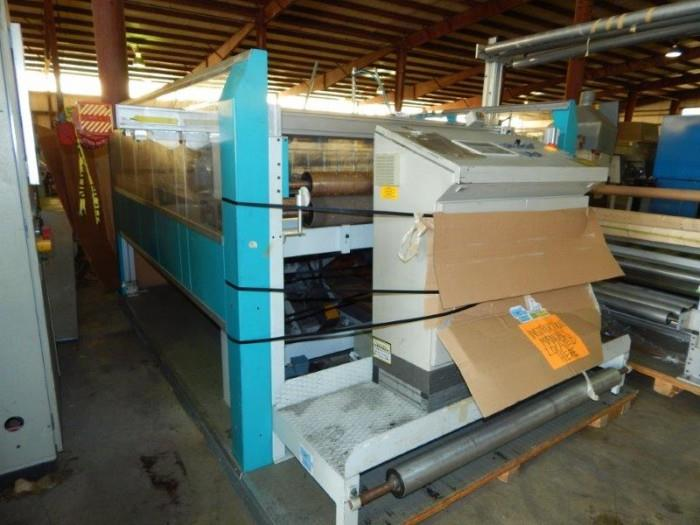 Image 60in HAUSER Cross Cutter / Sheeter 1433790