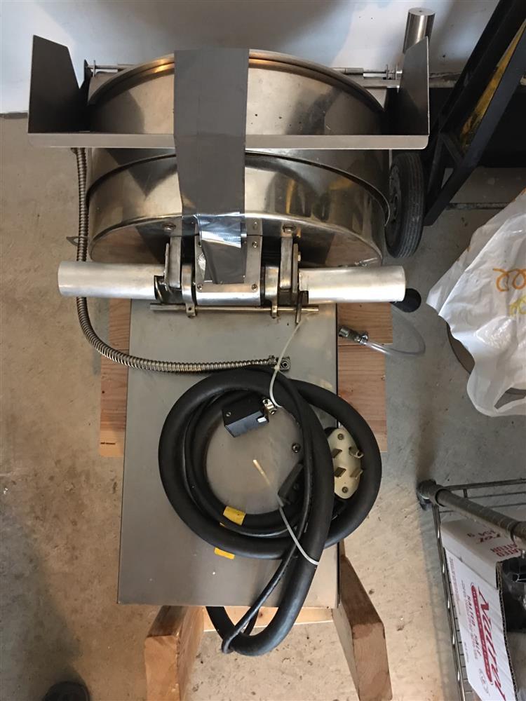 Image 32 oz. CRETORS Electric Giant Pedestal Popper 1433950