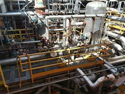 Image Complete Skid Mounted Methanol Recovery Unit / Flash Evaporator - 30 GPM 1434152