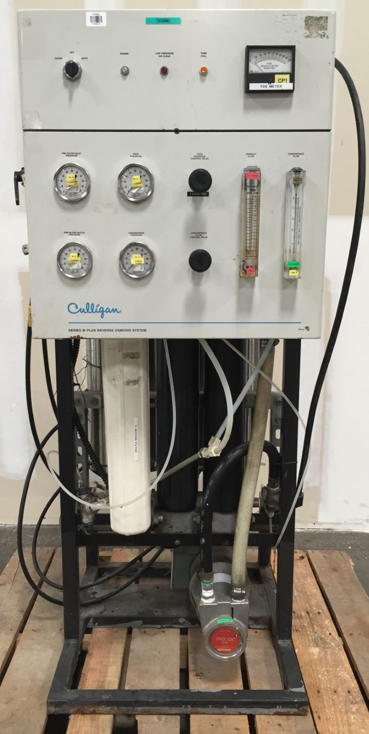 Image CULLIGAN 1001693 Series M Plus Reverse Osmosis System 1434279