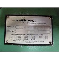 Image 1-1/4in Dia. ACRISON Metering Screw Feeder 1434676