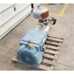 Image 15 HP AMETEK ROTRON Regenerative Blower 1434730