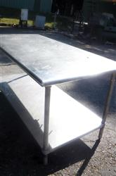Image Food Grade Stainless Steel Work Table 1434904
