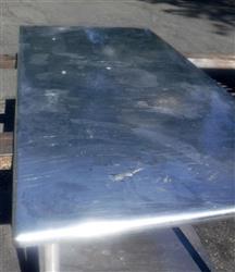 Image Food Grade Stainless Steel Work Table 1434905