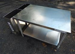Image Stainless Steel Work Table 1434906