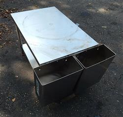 Image Stainless Steel Work Table 1434907