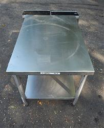 Image Stainless Steel Work Table 1434908