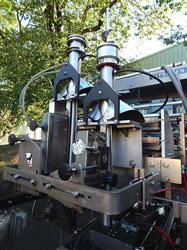 Image HAYSSEN Wright 605T Twin Tube Vertical Form Fill and Seal Bagger 1434912