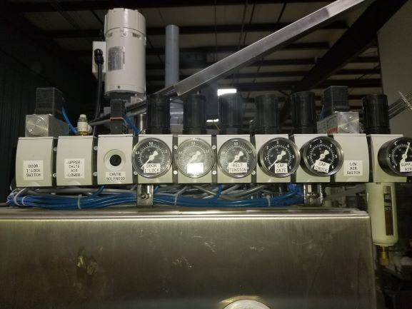 Image U.S. BOTTLERS RC-4-14 Rotary Capper 1435165