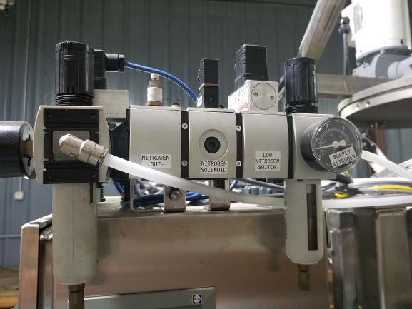 Image U.S. BOTTLERS RC-4-14 Rotary Capper 1435166