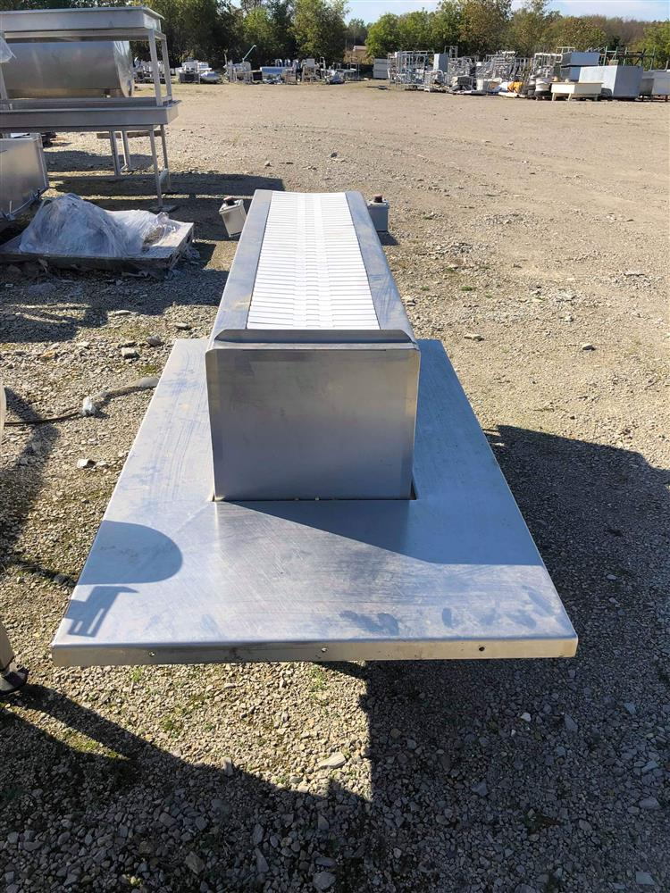 Image 72in L X 12in W Table Top Conveyor 1435884