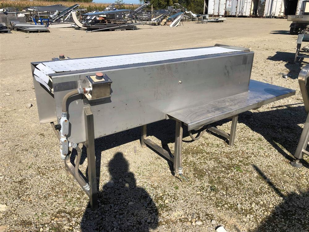 Image 72in L X 12in W Table Top Conveyor 1435885