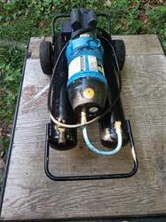 Image AIR SYSTEMS INTERNATIONAL TA-3EA Twin Air Compressor and BB30-CO Breather Both Grade D Air CO Monitor 1436086