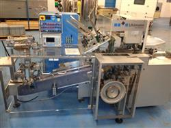 Image UHLMANN C100 Cartoner for Blister or Thermoformed Trays 1436434