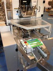 Image UHLMANN C100 Cartoner for Blister or Thermoformed Trays 1436436