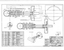 Image STRAHMAN PDCPM Pipe Mounted SS Piston Valve - New Surplus 1436486