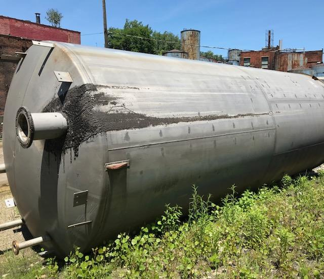 Image 20000 Gallon Stainless Steel Tank - Low Mar 1436497
