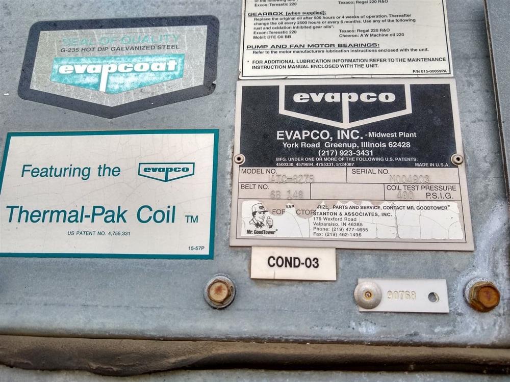 Image Evaporative Condenser 1436555