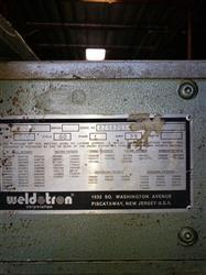 Image WELDOTRON 6302 Manual L Bar Sealer 1437744