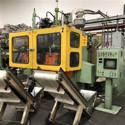 Image BATTENFELD FISCHER 106-2 Continuous Extrusion Blow Molding Machine 1437975