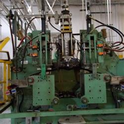 Image BEKUM H-121D Dual Sided Continuous Extrusion Blow Molding Machine 1437987