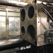 Image 1000 Ton CINNCINNATI MILACRON MM1000-428 Injection Molding Machine 1438015