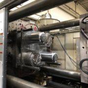 Image 1000 Ton CINNCINNATI MILACRON MM1000-428 Injection Molding Machine 1438016