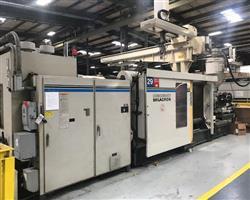 Image CINNCINNATI MILACRON VL-1000-140 Injection Molding Machine 1438026