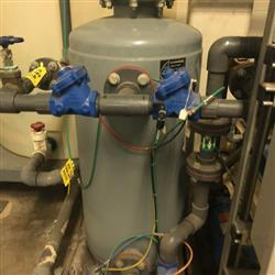 Image DIAMOND WATER SYSTEMS TSA-120 High Efficiency Cooling Water Filtration System 1438307