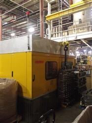 Image 300 Ton HUSKY LX300 P100/120 E100 PET Preform Injection Molding Machine 1438368