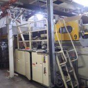Image 300 Ton HUSKY LX300 P100/120 E100 PET Preform Injection Molding Machine 1438369