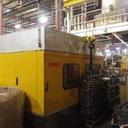 Image 300 Ton HUSKY LX300 P100/120 E100 PET Preform Injection Molding Machine 1438370
