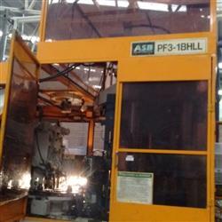 Image NISSEI PF3-1BLL PET One Step Stretch Blow Molding Machine 1438458