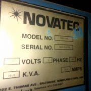 Image NOVATEC CDM-1400 Material Dryer and Hopper 1438462