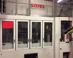 Image SIDEL SBO 12 PET Reheat Blow Molding Machine 1438506