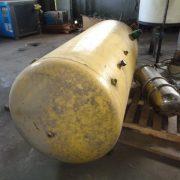 Image SILVAN INDUSTRIES Low-Pressure Air Reservoir Tank 1438586