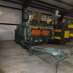 Image 8 Head UNILOY 350 R2 Reciprocating Screw Blow Molding Machine 1438682