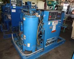 Image 60 HP QUINCY QSI 245ANA32EC Air Compressor 1438773