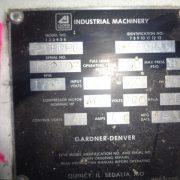 Image 40 HP GARDNER DENVER ECHOHG Air Compressor 1438777