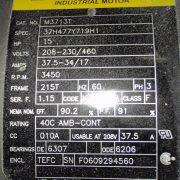 Image LR SYSTEMS VL 300 Vacuum Pump 1438789