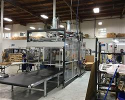 Image IPAK TF-200XLQ-TP S-Series Fully Automatic Tray Former 1438847