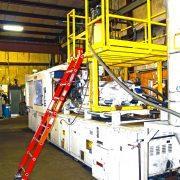 Image 500 Ton CINCINNATI VH500 Injection Molding Machine 1438938