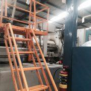 Image 600 Ton BMB KW650/5500 Injection Molding Machine 1438953