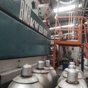 Image 600 Ton BMB KW650/5500 Injection Molding Machine 1438954