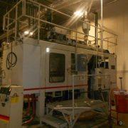 Image CINCINNATI MILACRON E-90-Single Single 5 Pound Accumulator Head Blow Molding Machine 1439247