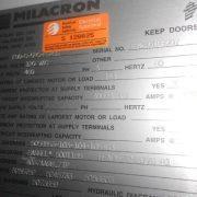 Image CINCINNATI MILACRON E-90-Single Single 5 Pound Accumulator Head Blow Molding Machine 1439248