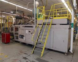 Image LIBERTY RS-4000 6 Head Reciprocating Screw Blow Molding Machine 1439255