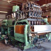 Image UNILOY 350 R4 5 Head Reciprocating Screw Blow Molding Machine 1439262