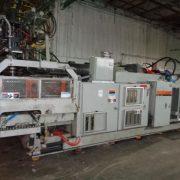 Image UNILOY 350 R4 5 Head Reciprocating Screw Blow Molding Machine 1439265